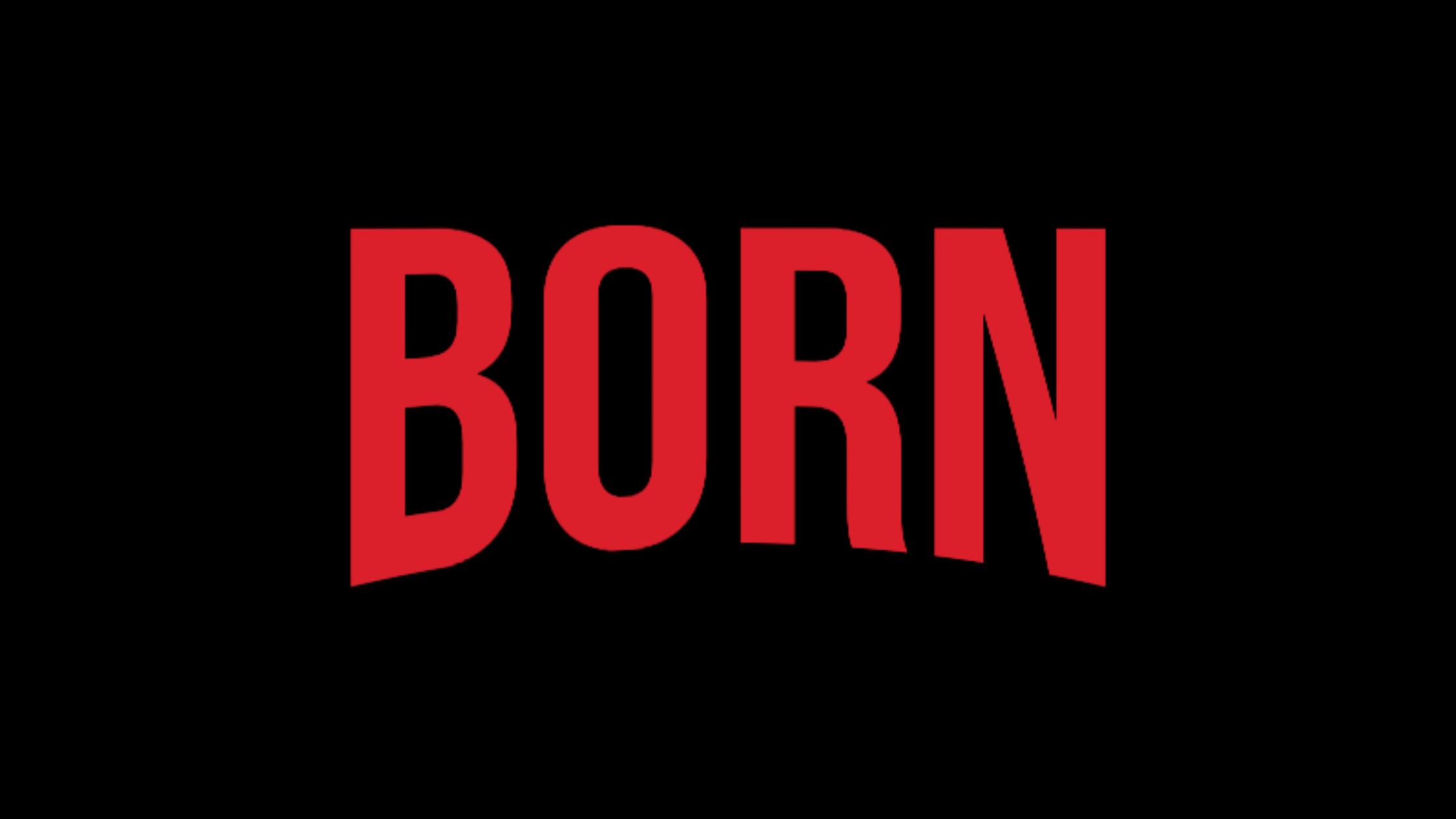 Text shows pronunciation of 'Borgen': born